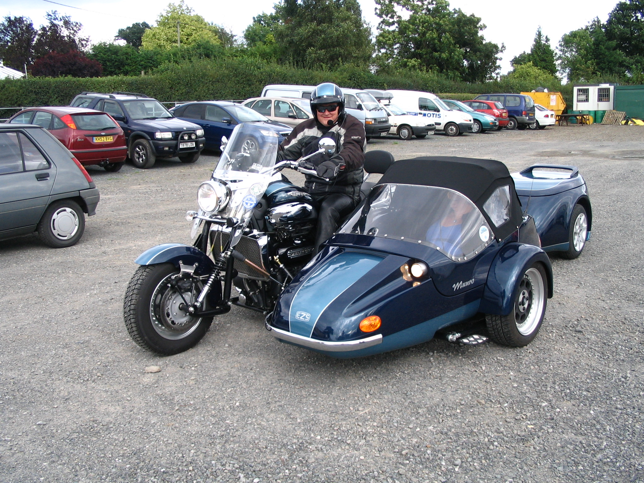 Ezs Sidecars
